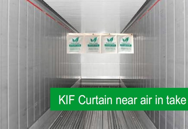 Ethylene Curtain in Container-min