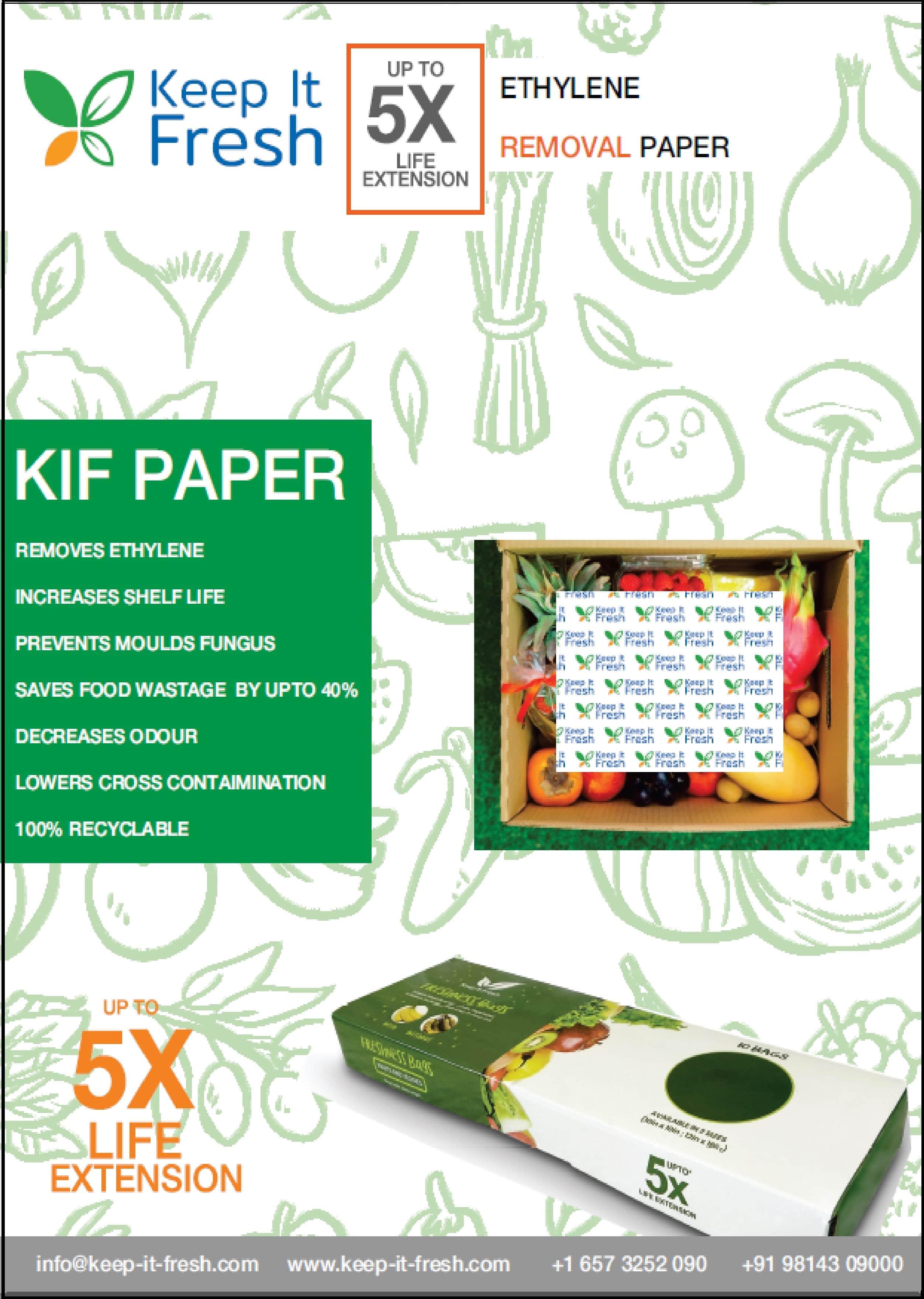 KIF PAPER