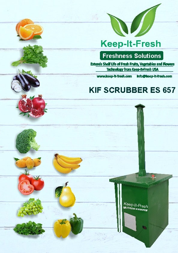 KIF Ethylene Scrubber